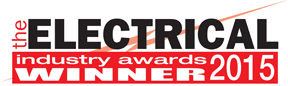Ablectrics. 2015 Electrical Awards Winner