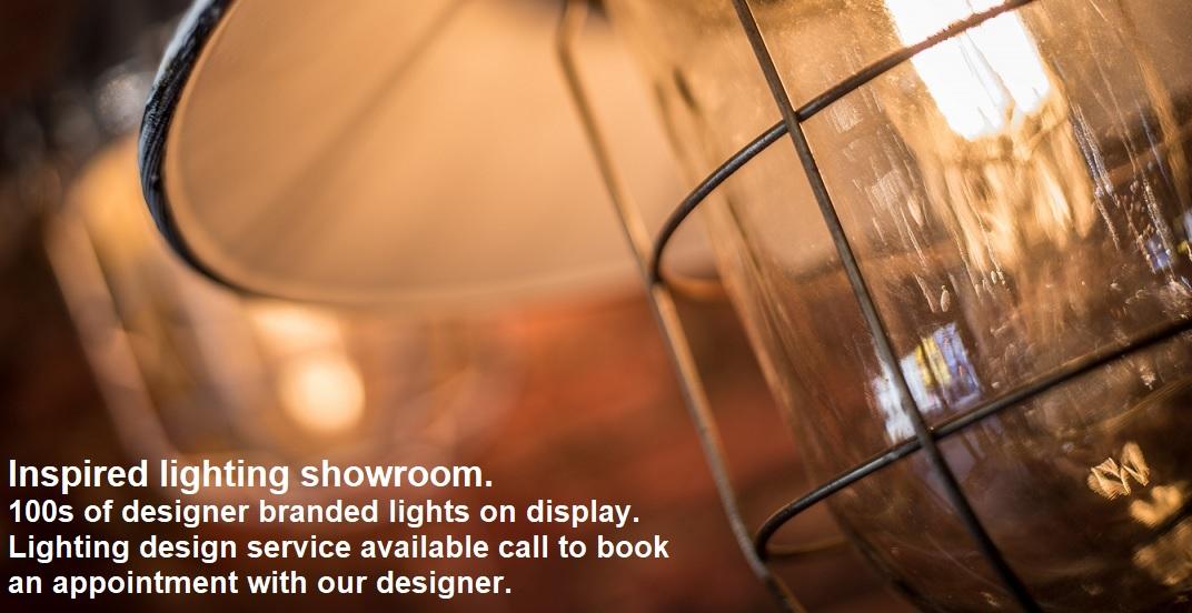 Bristol lighting showroom electricsandlighting