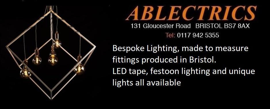 bespoke lighting, made to order lighting, festoon lighting, led tape, statement lighting, fraser besant lighting, cannon lights,