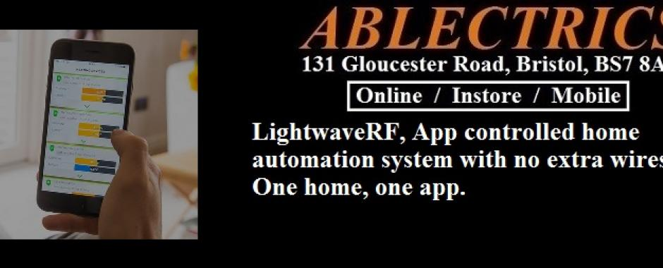 Lightwaverf A Home Automation System With No Extra Wires