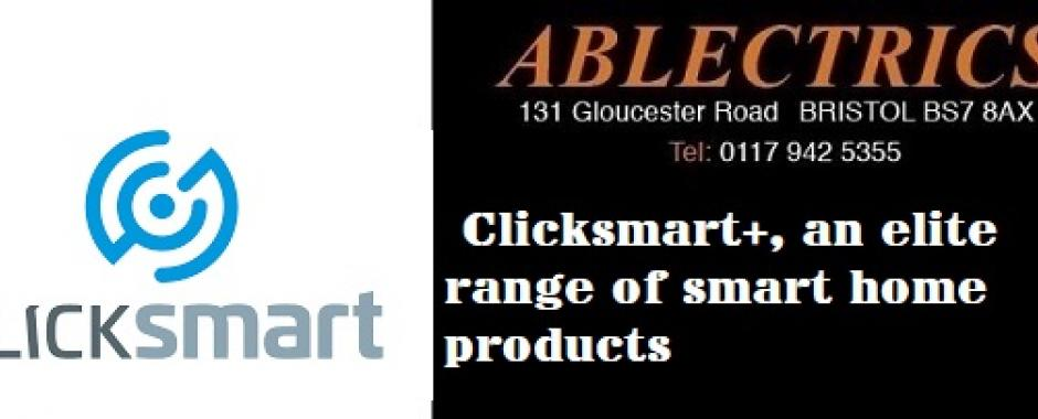CLICK SMART+, smart+, SCOLMORE, smart home, smart+ home, app controlled,