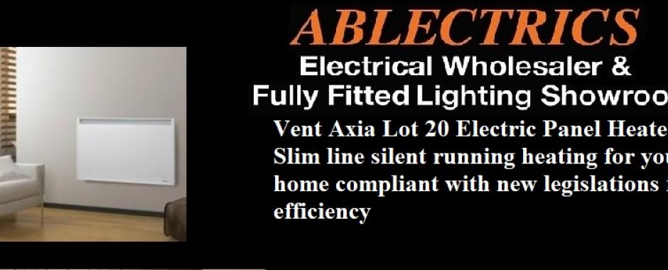vent axia heating, vent axia, lot20 heating, lot 20 heating, panel heating, electric heating