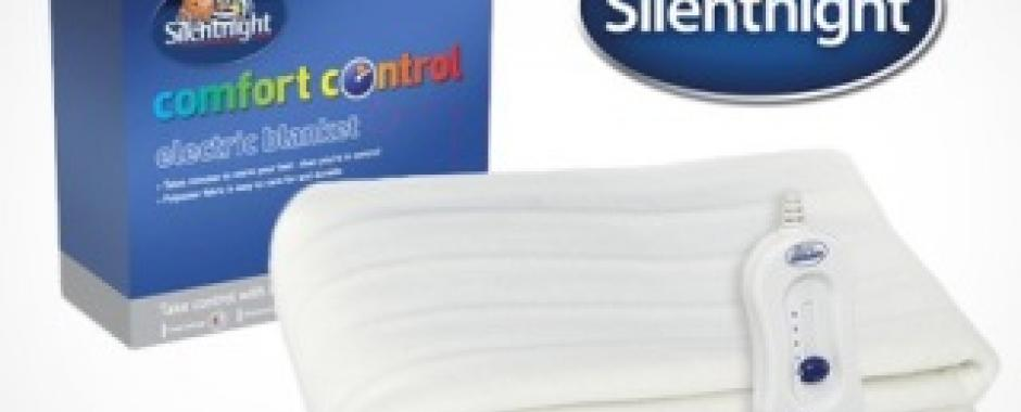 2a5f8ce8061 Silentnight Comfort Control Electric Blankets