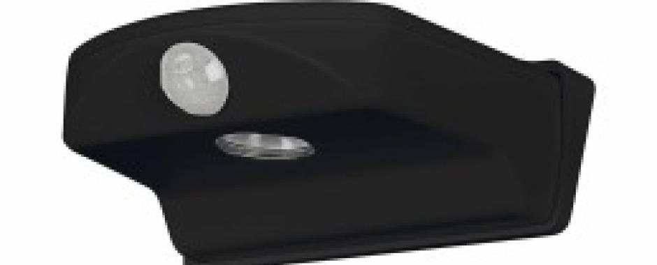 battery powered sensor light. Black Bedroom Furniture Sets. Home Design Ideas