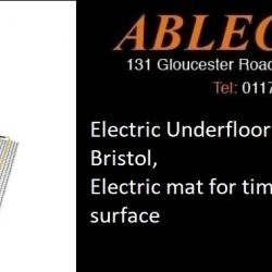 underfloor heating, electric heating, under tile heating, under laminate heating, floor heating, bristol underfloor heating, bristol electric heating,