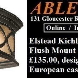 Elstead lighting, kichler lighting, outdoor lighting, porch lighting, ip44 lighting, franceasi lighting family, elstead outdoor, castle window, european design