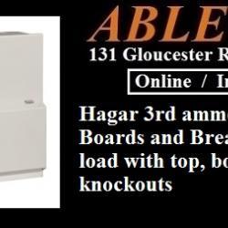hagar fuse boards, hagar 3rd ammendment, hagar amd3, consumer unit, distribution board, hagar rcbo, hagar mcb