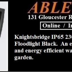 led flood light, led floodlight, led pir light, outdoor led, pir floodlight, knightsbridge pir light, knightsbridge led pir,