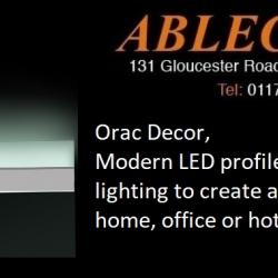 led profile, orac profile, led coving, led orac profile, mood lighting, orac coving, led lighting, led tape profile,