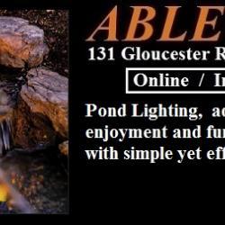 pond lighting, lighting of your pond, ip68 lighting, submersible lighting, outdoor lighting, garden lighting, creative garden lighting