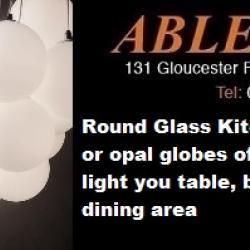 glass pendants, kitchen pendants, ball pendants, round pendants, breakfast bar pendant, dining table pendant,