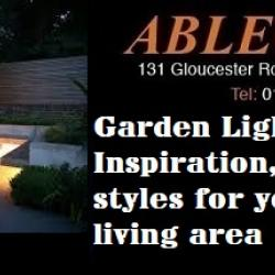 garden lighting, garden lighting inspiration, garden lighting ideas, spike lights, flood lights, festoon, bespoke festoon, outdoor dimming, ground lights, path lighting, walkover lighting, wall wash