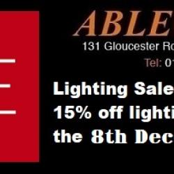 sale day, 15% off,