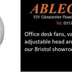 """office fan, desk fan, 9"""" fan, 12"""" fan, 16"""" fan, office desk fan, pedestal fan, cool air fan, bristol fans, fans in bristol, fans for sale in bristol"""