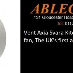 app controlled, vent axia, bathroom fan, kitchen fan, vent axia stockist, svara stockist, vent axia svara, bluetooth fan