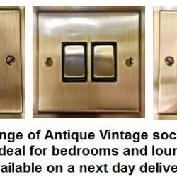 sockets, switches, sockets and switches, brass, victorian, heritage, brassware, timeless design