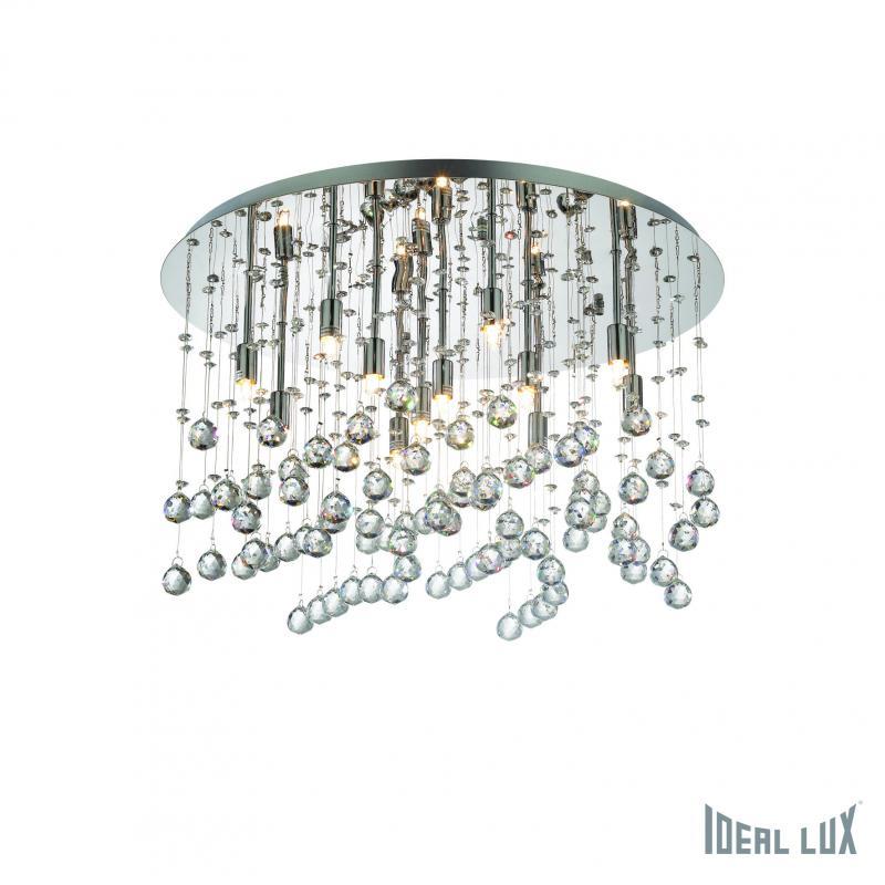 ideal lux moonlight pl12 8021696077802 ceiling lamp