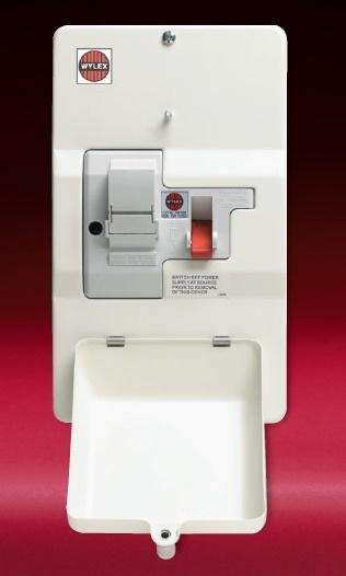 Wylex Amd3 Dsf80m 80a Switch Fuse