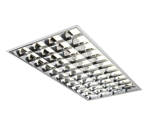 1200 x 600 hf t8 4x36w modular fluorescent fitting