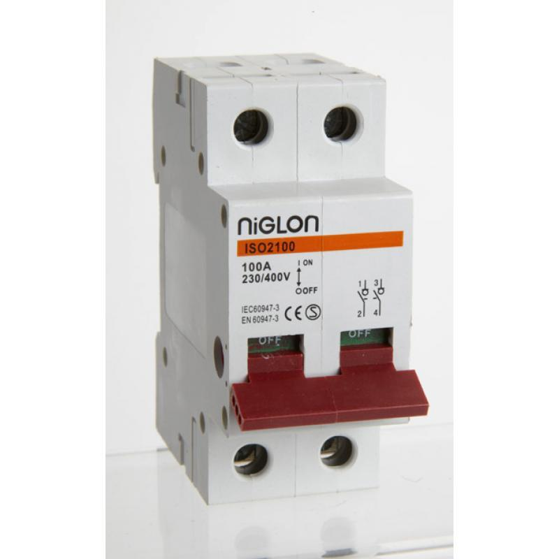 Niglon 100 Amp Main Switch