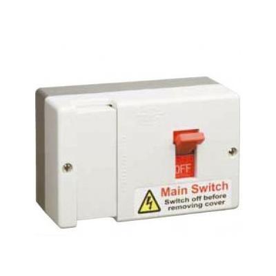 Niglon 100a Fused Main Switch Electricsandlighting Co Uk