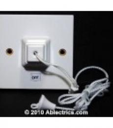 schneider exclusive 2 way pull cord ceiling switch. Black Bedroom Furniture Sets. Home Design Ideas
