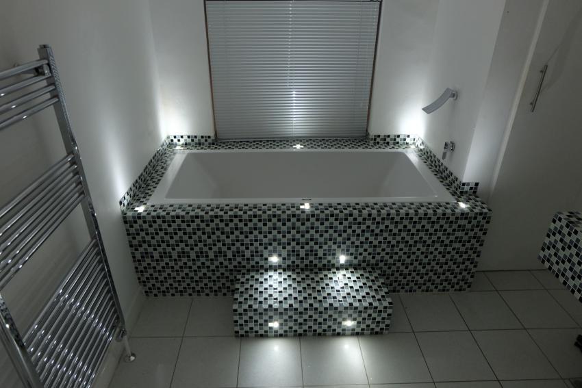 Bathroom marker LED lighting | Electricsandlighting.co.uk