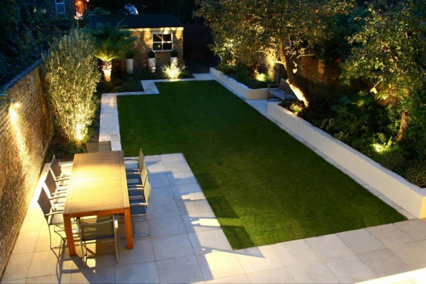 Garden Spotlights Electricsandlighting Co Uk